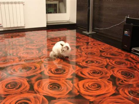 photorealistic 3d illusion flooring by imperial interiors