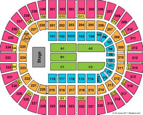 nassau coliseum floor plan nassau coliseum seating chart nassau coliseum tickets