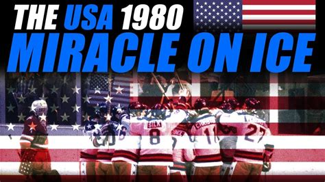 The Miracle On The Usa 1980 Miracle On