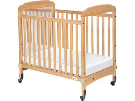 Daycare Baby Cribs Serenity Safereach Compact Crib Clearview W Mattress Fnd 300sr Daycare Cribs Wagner Designs