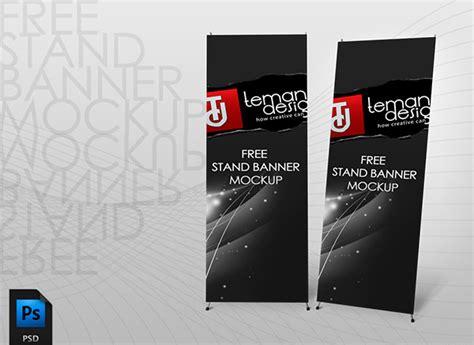 mockup design banner 20 banner mockups freecreatives