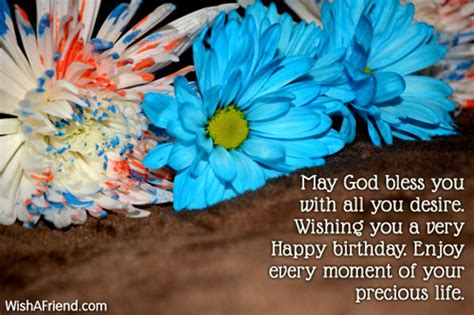 Happy Birthday May God Fulfill All Your Wishes Happy Birthday Wishes Page 3