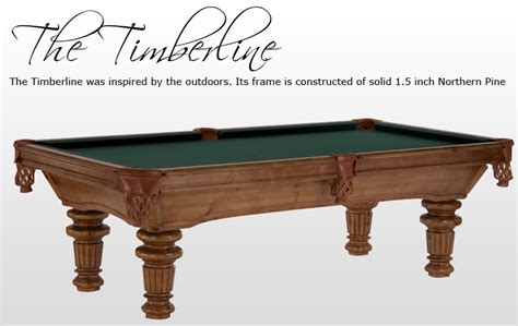 golden pool table goldenwest custom pool table series