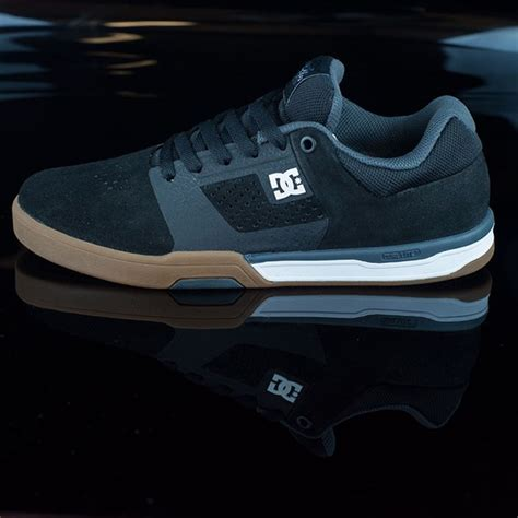 Sepatu Dc Cole Lite S Grey Gum cole lite 2 shoes black gum in stock at the boardr