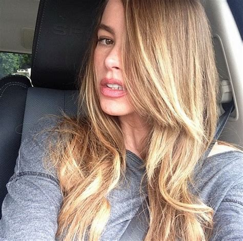 sofia vergara hair color sofia vergara new hair color 2013 stylish