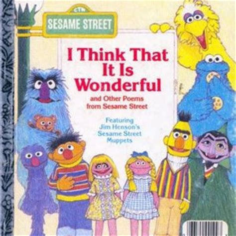 i think that it is wonderful sesame golden book books shop sesame books on wanelo
