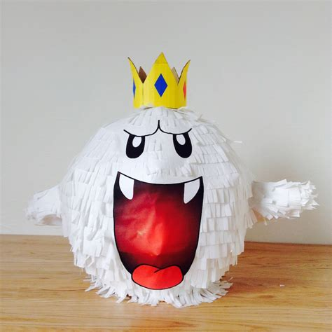 Handmade Pinata - papel craft pinata king boo handmade pinata by papel craft