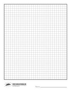 printable graph paper no margin graph paper customizable and printable math stem
