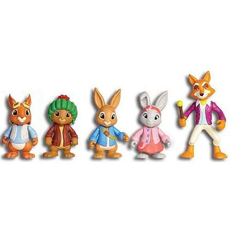 figure nickelodeon shows nick jr rabbit multi figure adventure set nick