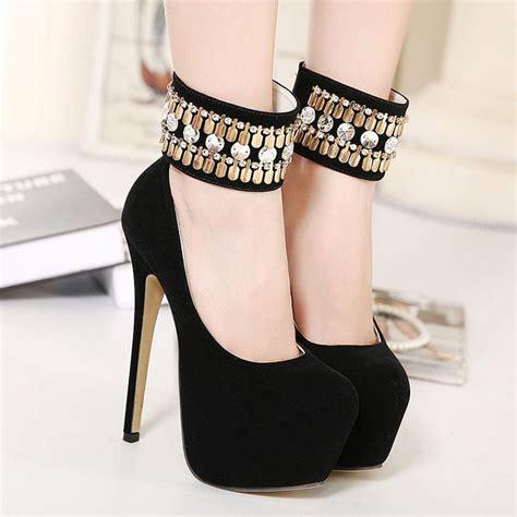 High Heels Wedges Catenzo Cd 073 best 25 zapatos altos de mujer ideas on