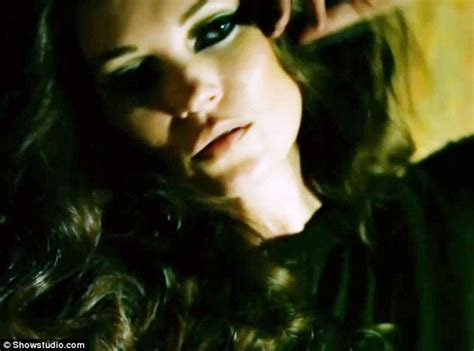 Kate Goes For One Of Raunchiest Shoots by Kate Moss Flashes Bra In One Of Raunchiest Vogue