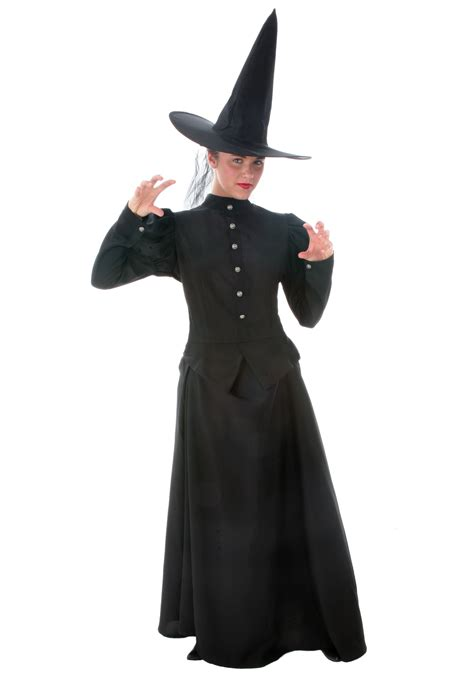 plus size classic witch costume