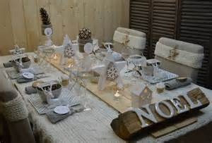 pour votre decoration de table de noel www mode and