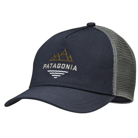 patagonia peak to paddle layback trucker hat s