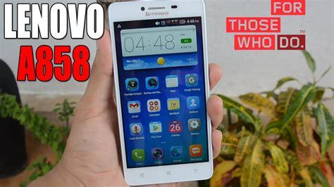 review lenovo  en espanol android evolution youtube