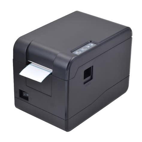 Printer Qr Code high quality 58mm thermal usb barcode label printer hs 58b03 qr code printing sticker machine