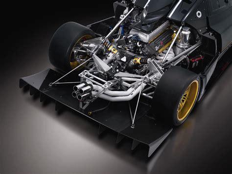 pagani amg engine gearheads and monkeywrenches amg powered pagani zonda r