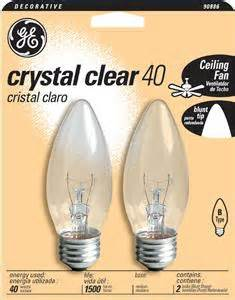 12 ge clear medium base 40 watt blunt tip light bulbs b bm