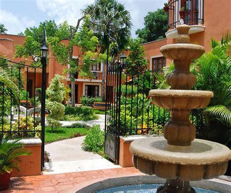 hacienda stil home pläne hotel hacienda san miguel 224 cozumel 224 partir de 19