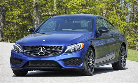 c lights 2017 2017 mercedes c class coupe drive review