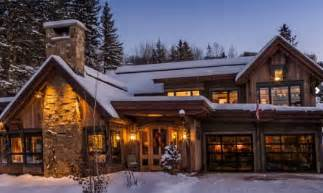 Colorado House Plans by A Mountain Retreat In Colorado Amp More Houses For Sale