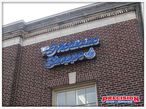 precision sign and awning top quality business signs precision sign awning