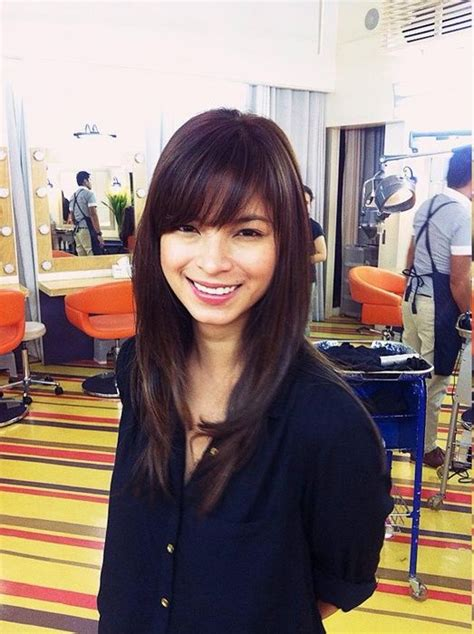 angel locsin in curly hair angel locsin new haircut for 2013 hairstyle pegs