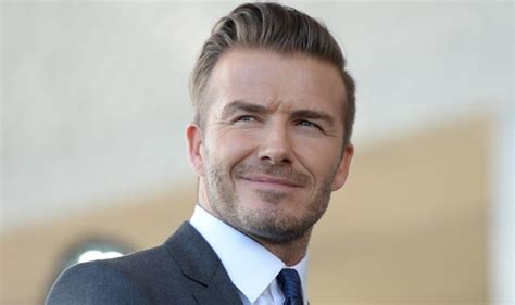 Beckham Wednesday by David Beckham Aspires To Recruit World Class Players For