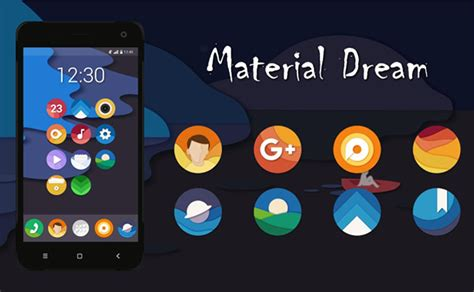 stock android icon pack best new icon packs for android january 2017