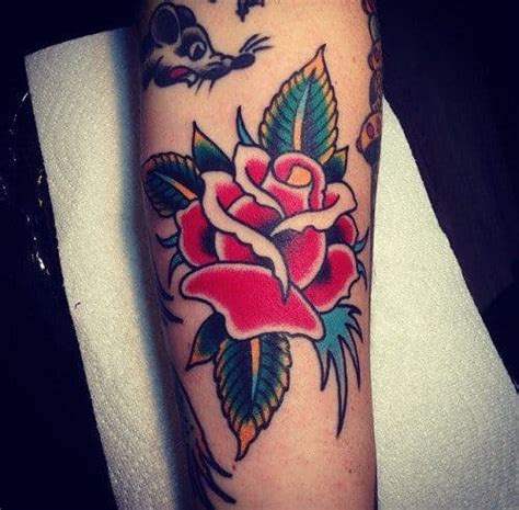 classic rose tattoos 20 classic traditional tattoos tattoodo