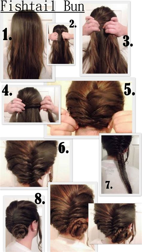french hairstyle by own step by step easy way fishtail bun tutorial tantrum hair salon hair salon in