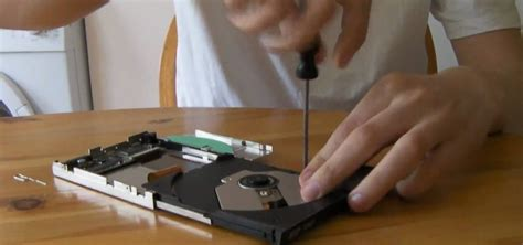 laser diode from dvd how to extract the laser diodes from a laptop dvd burner drive 171 hacks mods circuitry