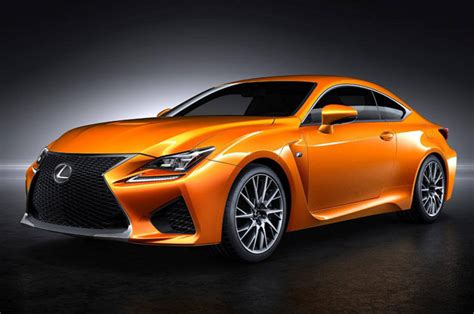 rcf lexus orange lexus asks fans to help name new orange shade for rc f