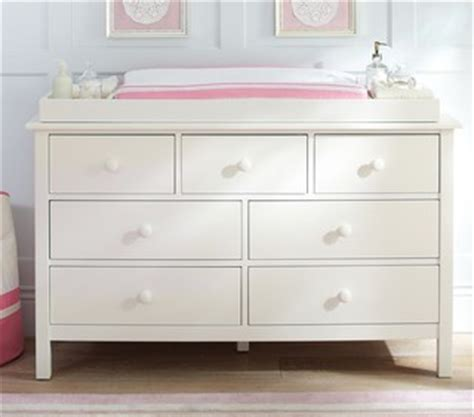 Kendall Changing Table Kendall Wide Dresser Changing Table Topper Changing Tables Other By Pottery Barn