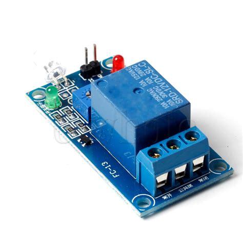 photoresistor potentiometer 12v light switch photoresistor relay module detection for arduino ew ebay