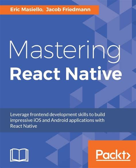 beginning react books react tools and resources packt books