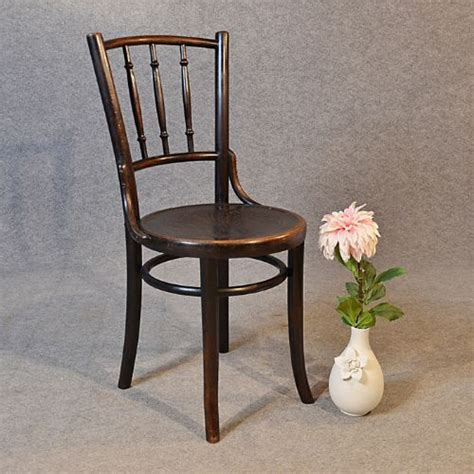 Mundus Chair by Deco Bentwood Kitchen Dining Cafe Chair Embossed Seat
