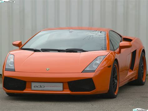 lamborghini gallardo technical specifications and fuel economy