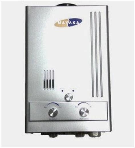Water Heater Mayaka water heater gas pemanas air mandi air hangat
