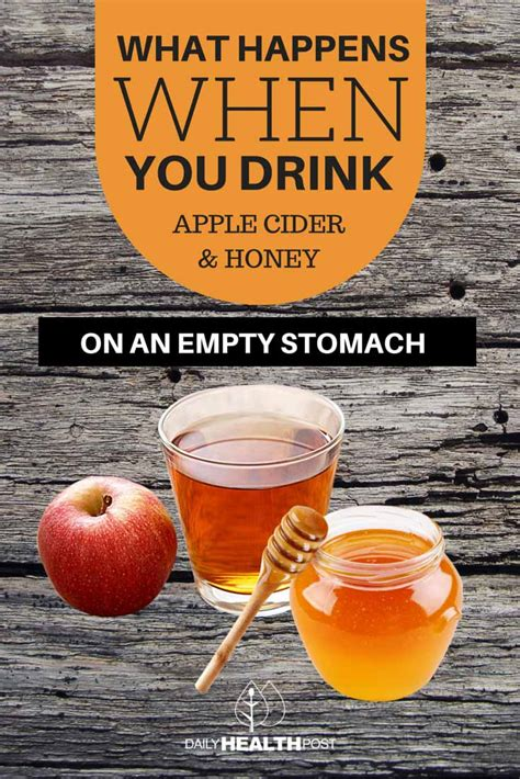 vinegar in s water benefits of apple cider vinegar honey diet drink get recipe