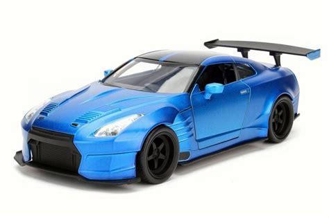 Diecast Nissan Gtr R35 Ben Spora Skala 1 24 Toys fast furious diecast model 1 24 2009 nissan gt r r35 ben sopra figures cz