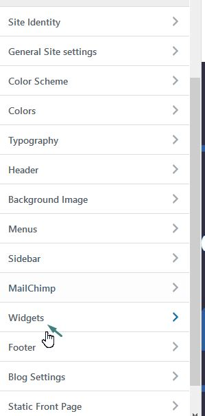 wordpress theme list categories wordpress blogging themes how to set up and display the