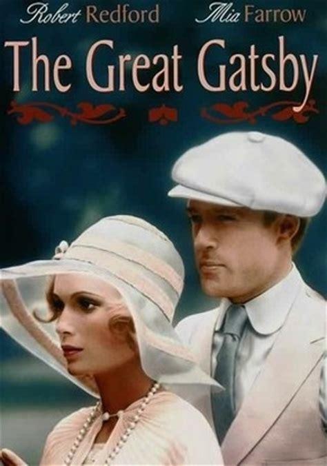 the great gatsby 1974 trailer robert redford mia gatsby the great gatsby and the great on pinterest