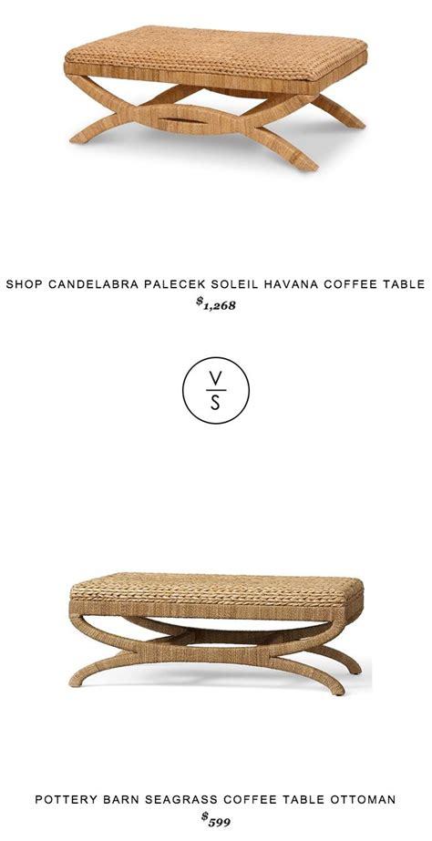 shopcandelabra palecek soleil coffee table 1 268