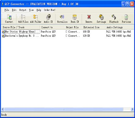 download qcp to mp3 converter convert ogg aac ra or audio cd to qcp to make qcp ringtone