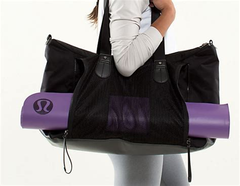 Lululemon Mat Bag by Style Chic Work And Laptop Bags Save Spend