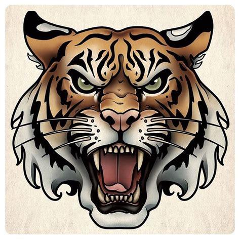 tiger head tattoo best 25 tiger ideas on tiger