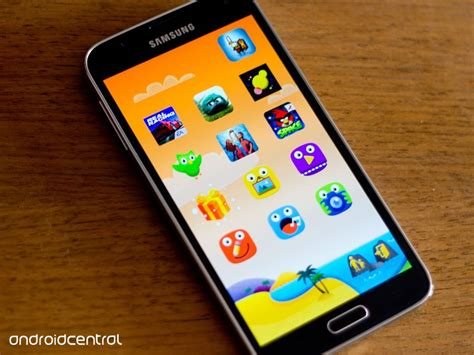 Samsung Galaxy App Store Gift Card - samsung s kids store on galaxy s5 and tab s now has 900 apps android central