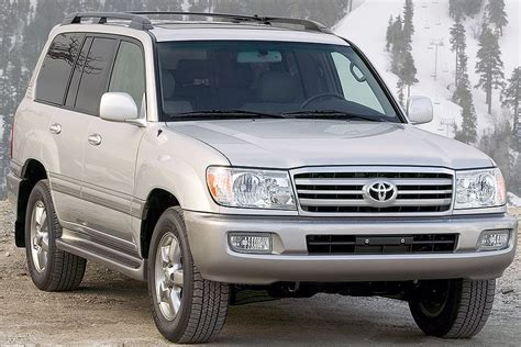 toyota land cruiser 2007 2007 toyota land cruiser overview cars com
