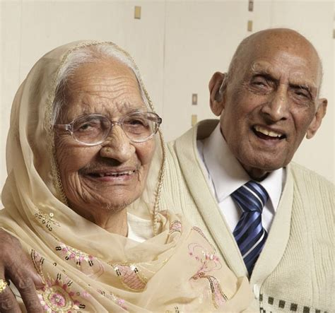 Record For Most Marriages Karam And Katari Married For 87 Years The World S Married